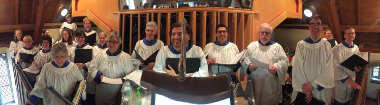Choir-Panaromic